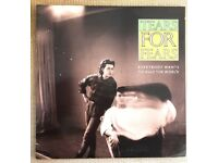 RARE- Tears For Fears - Everybody Wants To Rule The World 10 inch