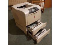 HP4300 Laserjet Printer.