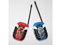 Power Ranger Walkie-Talkies
