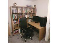 Ikea desk (kallax desk)