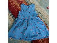 Tu 6-9 months dress