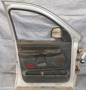 DOOR FRONT Left / Driver side - complete for 2002 to 2008 DODGE RAM 1500 TRUCK $300