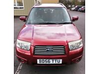 Subaru Forester 2.0 XC 5dr 4x4, full service history