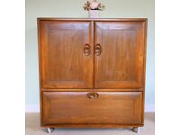 Ercol TV/Video Cabinet