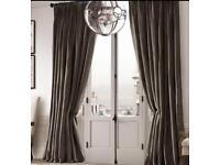 Blackout curtain - Thai Silk Solid Drapery