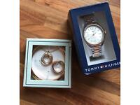 Genuine watch and Buckley set