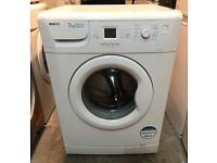 7KG A+A CLASS BEKO WME7247W WHITE WASHING MACHINE 3 MONTH WARRANTY, FREE INSTALLATION