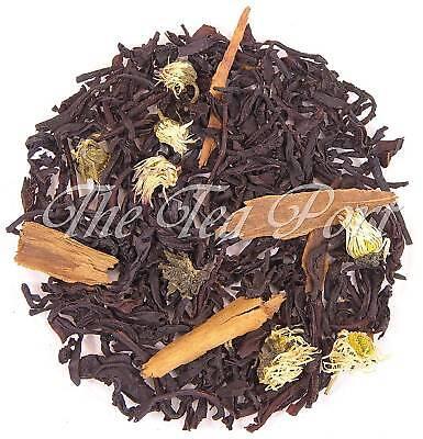 - Apple Spice Loose Leaf Flavored Black Tea - 1/2 lb