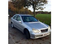 Silver Mercedes in great condition for great value