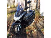 HONDA PCX 125 one previous owner 10300miles VGC