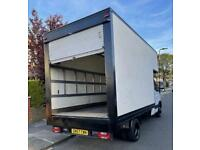 £20ph Man With A Luton Van > Removals + Courier >> House/Office Clearances/Moves