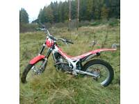 Wanted 24 or 26inch trials bike