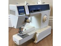Singer Samba 2 Sewing Machine - Pre-Owned - Fully Serviced - Warranty - UK Delivery