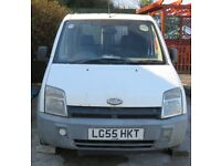 Rough but reliable Ford, TRANSIT CONNECT, Panel Van, 2005, Manual, 1753 (cc)