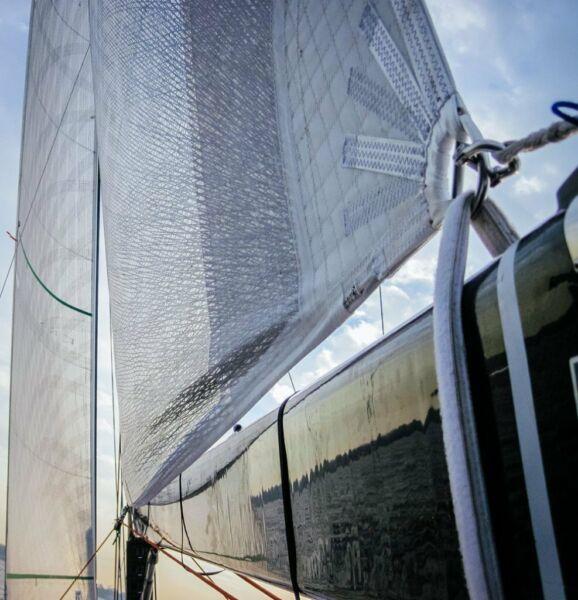 Yacht Main Sail Clew Strap for sale  Brixham, Devon