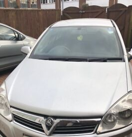 VAUXHALL ASTRA 2007 FULLY WORKING CLUTCH FAULTY SELLING FOR SCRAP ONLY