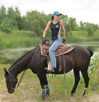 FIT RIDER™ - HORSEBACK RIDERS THIS IS FOR YOU