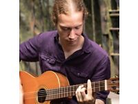 Guitar Lessons tailored to your interests! £10 1st Lesson ~ Mile End or Online