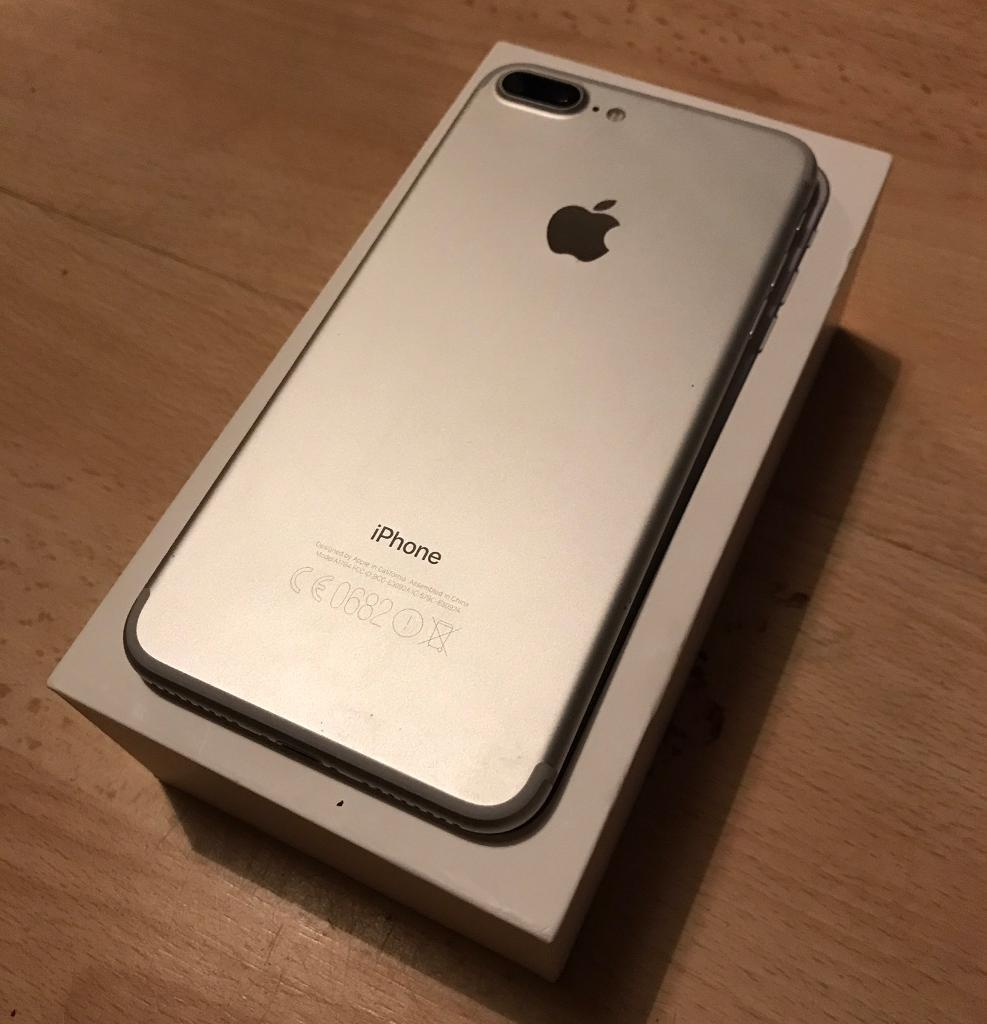 Excellent Condition iPhone 7 Plus 256GB