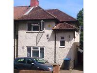 Three Bedroom Semi-Detached House Wembley
