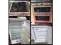 Cooker / Hob / Fridge / Freezer Bundle