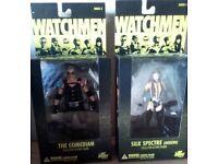 Watchmen Action Figures