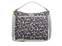 Catch Kidston Leopard tote changing bag - very good condition