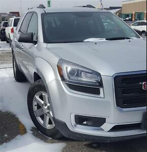 2016 GMC Acadia SLE-1 AWD, Back Up Cam, OnStar, $96/Wk!
