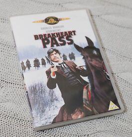 BREAKHEART PASS DVD STARRING CHARLES BRONSON