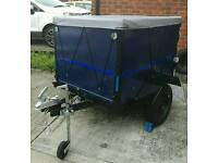 Trailer 3ft x 4ft, Ideal for camping