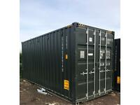 "New 20"" shipping container for sale."