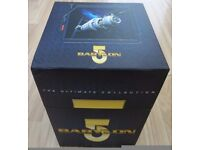 Babylon 5: The Ultimate Collection (DVD Region 2)