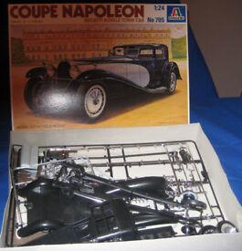 Italeri Bugatti Royale