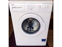 BEKO - White , 6kg , 1100 , A+ WASHING MACHINE + 3 Months Guarantee + FREE FITTING + LOCAL DELIVERY