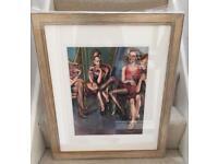 "Anthony Woodward ltd Edition Framed Print ""Ready"""