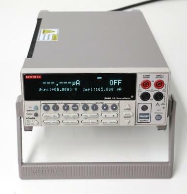 Keithley 2440 5a 2400 Series50 W Sourcemeter