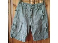 Men's Bench Cargo Shorts