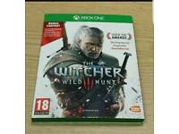 The Witcher Xbox One game