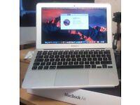 Apple MacBook Air 11' i7 1.7GHz 8GB 500GB SSD AutoCad 2017 Sketch Rhioncoeros Microsoft Office 2016