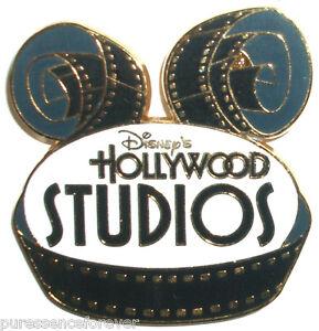 disney pin wdw disneys hollywood studios mickey icon