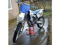 *YZF 250 290 on road immaculate rare