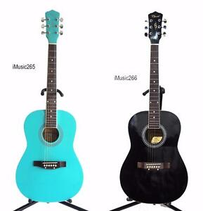 Free delivery Acoustic Guitar Purple 40 inch for beginners iMusic33