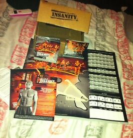 Insanity fitness dvds *deluxe*