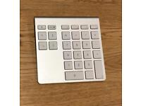 Non Apple Bluetooth number keyboard