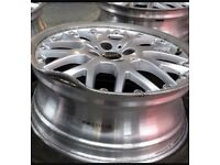Cracked and Dented Alloy Wheel Repair Stockport