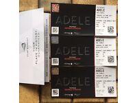 Adele Concert Tickets Club Wembley London VIP