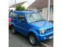 Suzuki jimny 1.3 2001 4x4