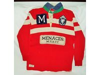 Boys - Joules Rugby shirt. Age 10 years