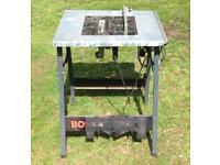 Bosch PKS 66 Circular Saw and Cutting Table