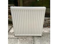Radiator - double panel 600mmx600mmx100mm